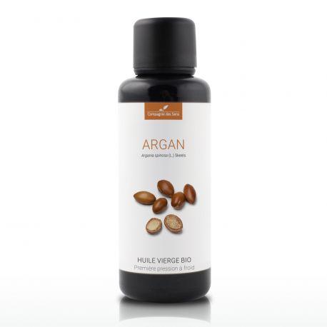 ARGAN - Huile végétale BIO