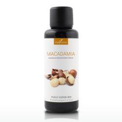 MACADAMIA - Huile végétale BIO