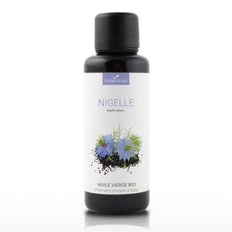 NIGELLE - Huile végétale BIO