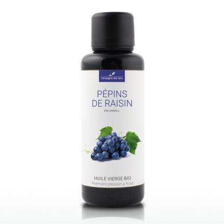 PÉPINS DE RAISIN - Huile végétale BIO
