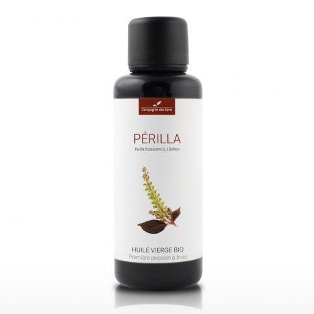 PÉRILLA - Huile végétale BIO