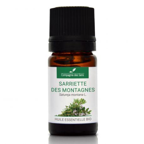 SARRIETTE DES MONTAGNES - Huile essentielle BIO