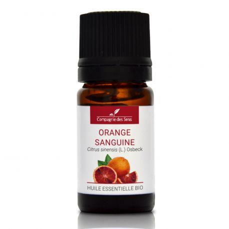 ORANGE SANGUINE - Huile essentielle BIO