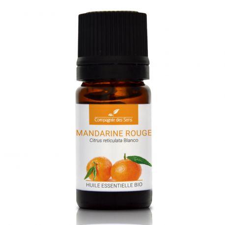 MANDARINE ROUGE - Huile essentielle BIO