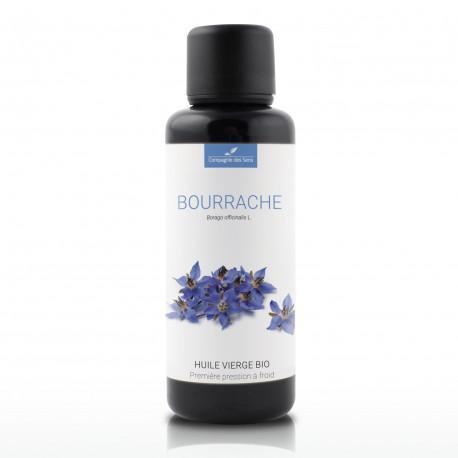 BOURRACHE - Huile végétale BIO