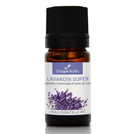 LAVANDIN SUPER - Huile essentielle BIO