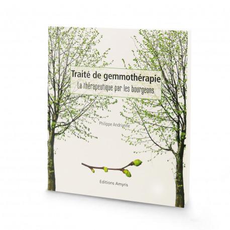 Traité de gemmothérapie - Philippe Andrianne