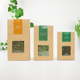 Assortiment infusions hiver