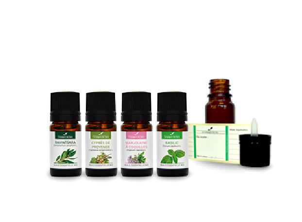 Coqueluche | Pack d'huiles essentielles