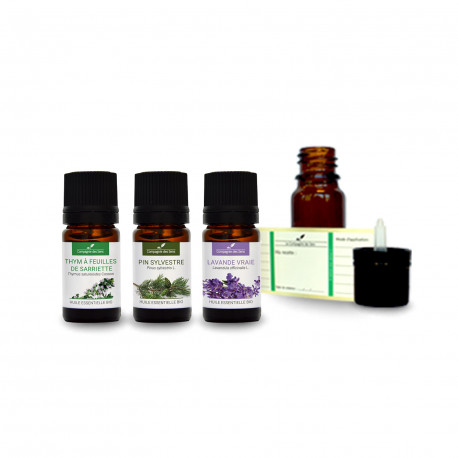 Ambiance Provence | Pack d'huiles essentielles