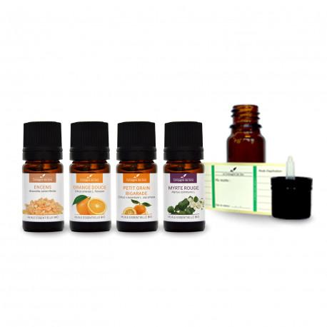 Ambiance orientale| Pack d'huiles essentielles