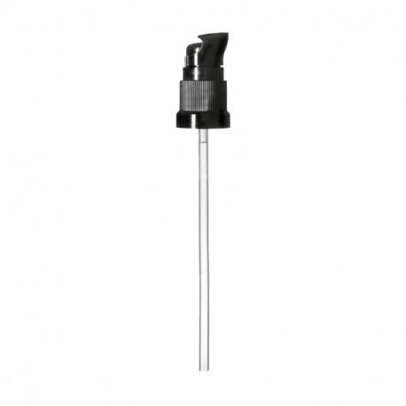 Bouchon pompe - pour flacon verre 50 mL