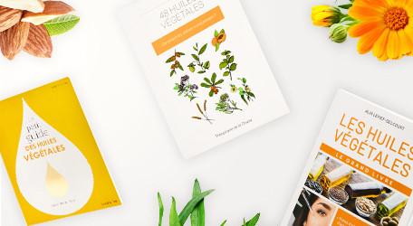 Huiles végétales BIO et rares