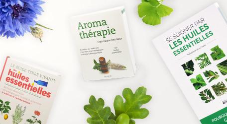 Livres d'aromathérapie à offrir