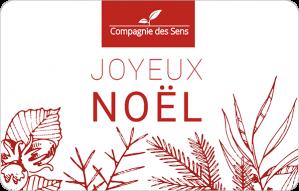 Carte Cadeau Noël 2